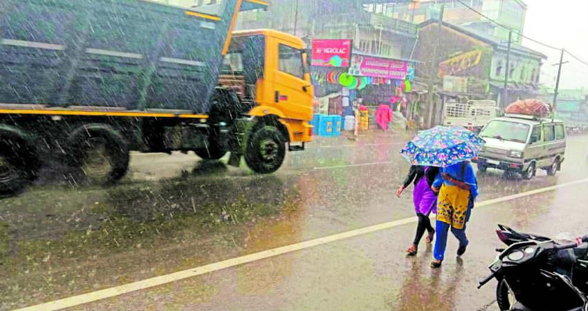 Heavy Rains in Karnataka