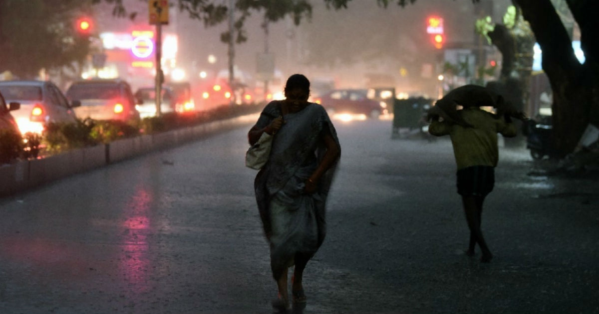 Torrential Rains in Gujarat