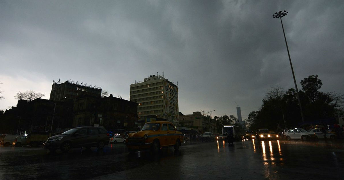 Rain in West Bengal and Kolkata