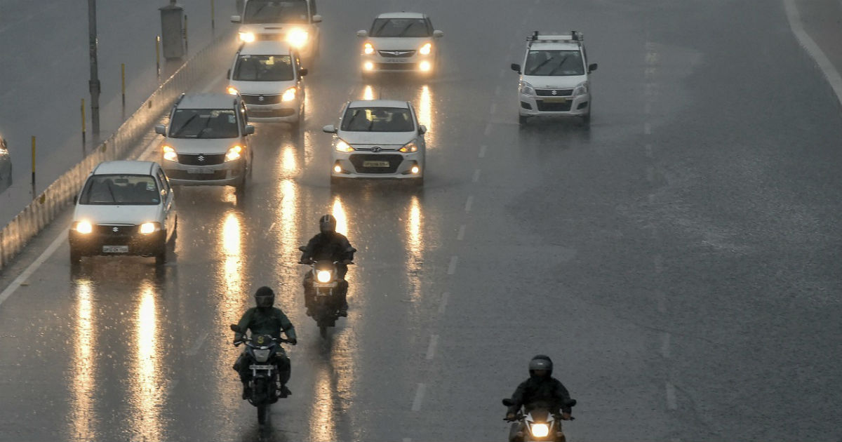Rain in Kerala and Karnataka