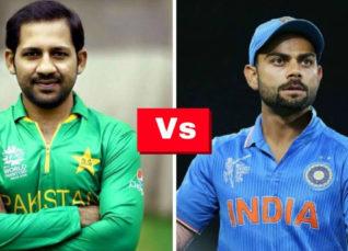 India V Pakistan World Cup 2019