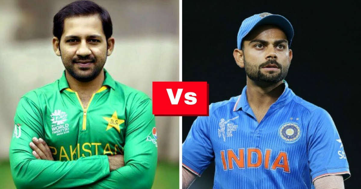 India V Pakistan World Cup 2019