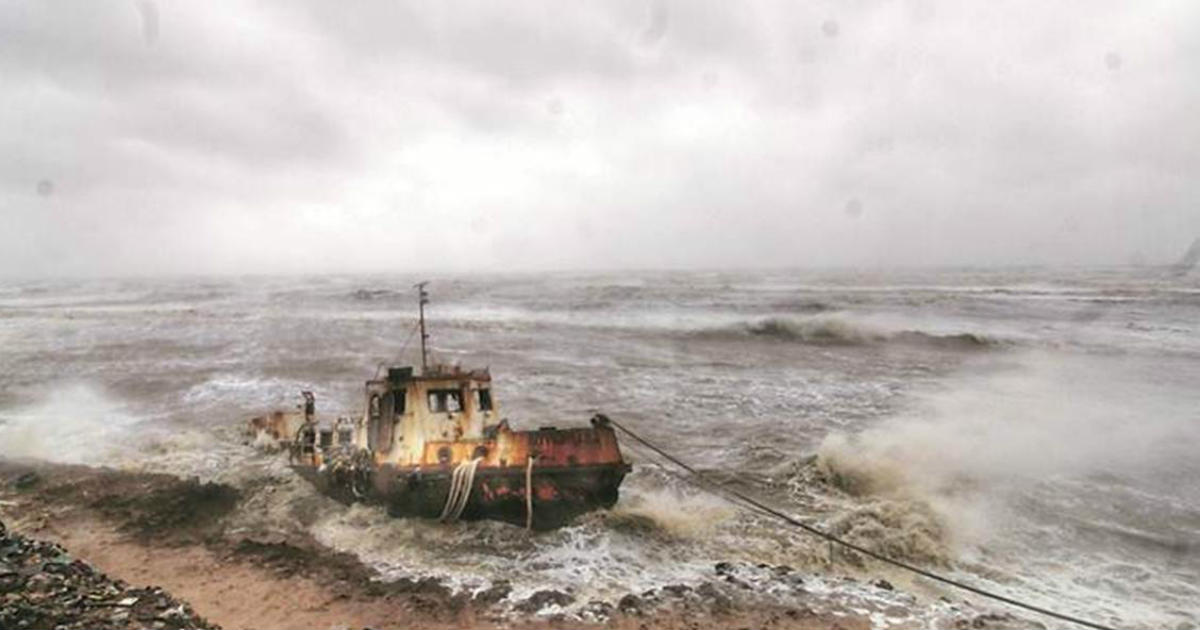 Cyclone Vayu and Gujarat Rains