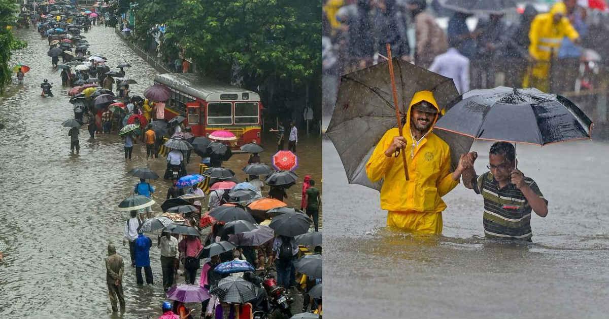 Torrential Rains in Mumbai