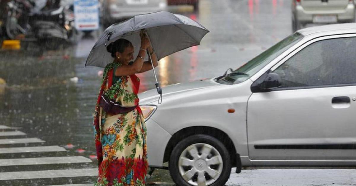 Pre Monsoon in Delhi