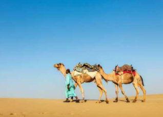 Heat in Rajasthan
