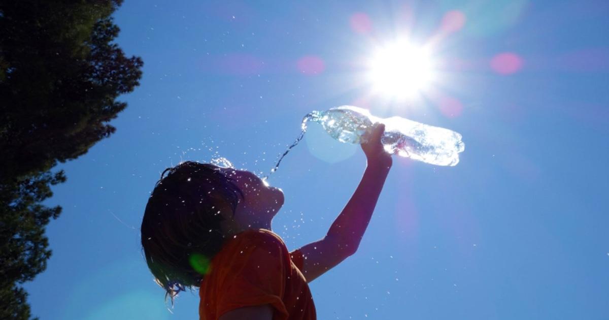 Heat wave in Maharashtra and Madhya Pradesh