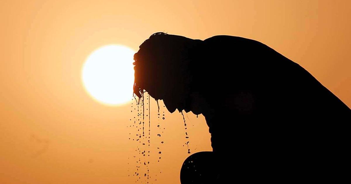 Heat wave in Bihar