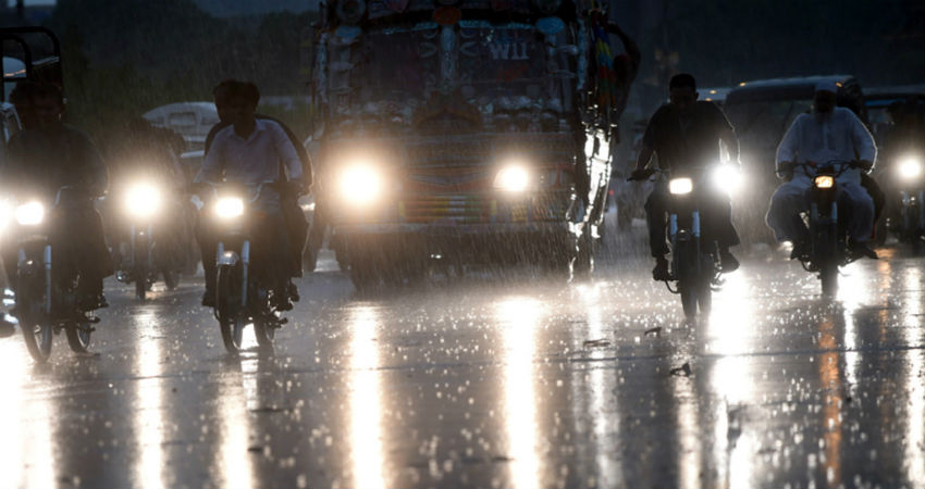 Pre Monsoon in Punjab and Haryana