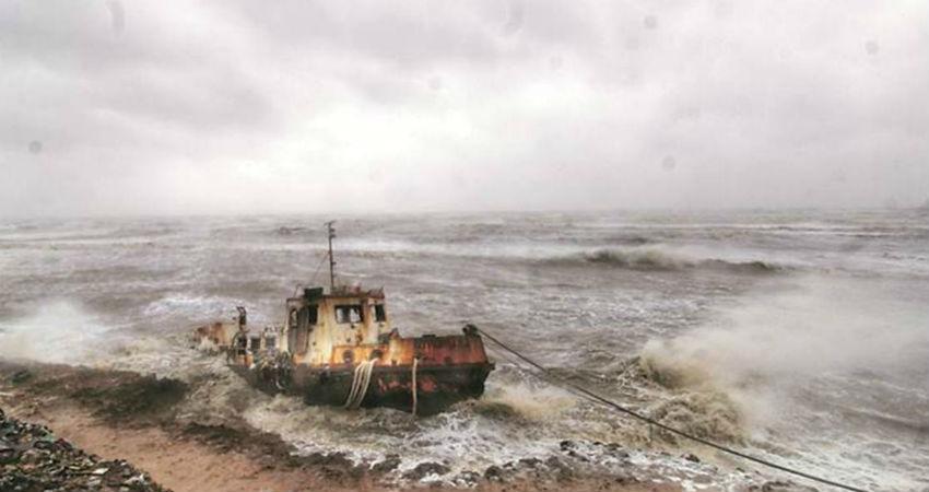 Cyclone Vayu and Gujarat Rains