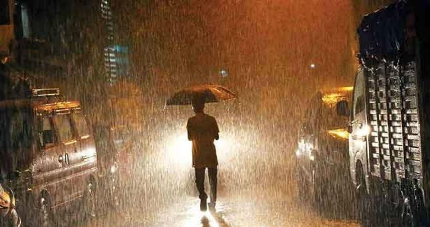 Rain in Andhra Pradesh and Tamil Nadu
