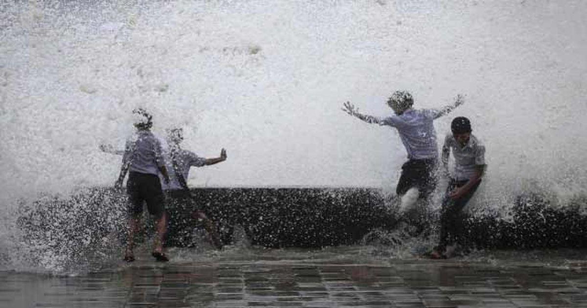 Monsoon In Mumbai