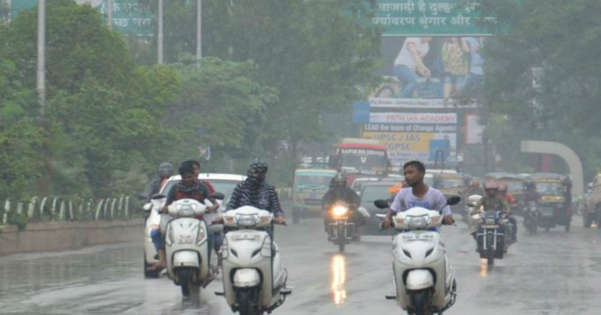 Monsoon-rains-in-chhattisgarh