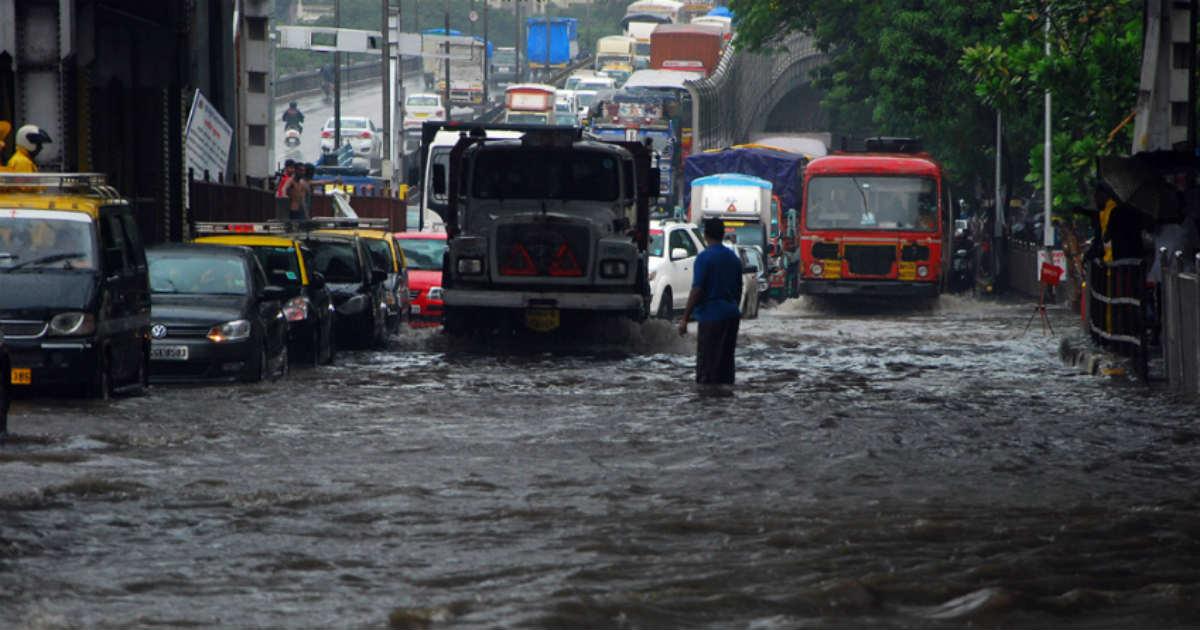 Mumbai Rains News