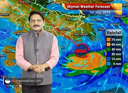 Weather Forecast for July 1: Good monsoon rains will be lashing Odisha, Chhattisgarh, Madhya Pradesh