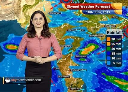 Weather Forecast for June 18: Cyclone Vayu weakens into low pressure area, rain in Mumbai today and tomorrow