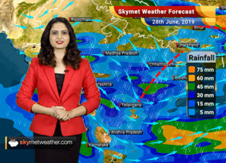 Weather Forecast for June 28: Monsoon rains to increase in Mumbai, rain in Vidarbha and Madhya Maharashtra