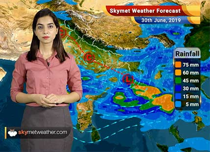 Weather Forecast for June 30: Madhya Pradesh, Chhattisgarh, mainly dry weather in North India