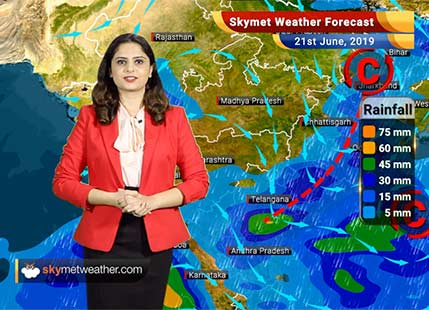 Weather Forecast for June 21: Rain in North Konkan and Goa including Mumbai