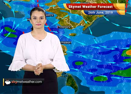 Weather Forecast June 26: Monsoon finally reaches Mumbai, Surat and Indore; flooding rains likely in Assam and Meghalaya