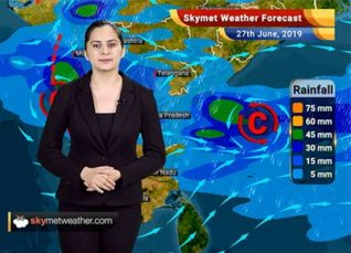 Weather Forecast June 27: Heavy rain in Mumbai likely, flooding rains in Assam, Meghalaya, Konkan, Goa, Karnataka