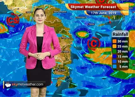 Weather Forecast June 17: Rain in Gujarat, Rajasthan, Delhi, Kerala, Karnataka, Goa