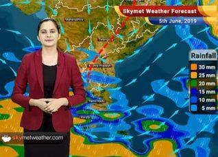 Weather Forecast June 5: Rain in Mumbai, Delhi, Bengaluru, Kolkata, Hyderabad