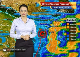 Weather Forecast June 13: Very Severe Cyclone Vayu all set to make landfall, heavy rains, strong winds in Porbandar, Rajkot and Dwarka