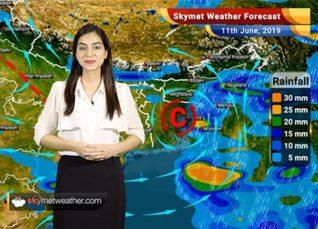 Weather Forecast for June 11: Cyclone Vayu intensifying, to affect Gujarat, Karnataka, Kerala, Goa