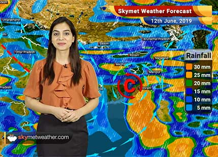 Weather Forecast for June 12: Severe Cyclone Vayu to bring heavy rains in Gujarat and Mumbai, Monsoon to further advance in Northeast India