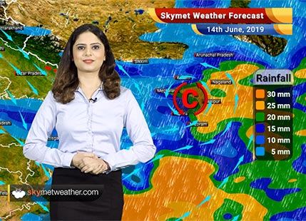 Weather Forecast for June 14: Very Severe Cyclone Vayu to move towards North Arabian Sea, rain in Porbandar, Somnath