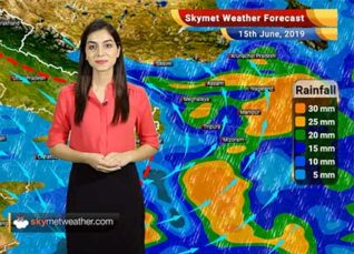 Weather Forecast for June 15: Cyclone Vayu continues giving rains in Gujarat, Southwest Monsoon advances further