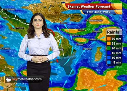 Weather Forecast for June 17: Cyclone Vayu to give rain in Gujarat, heavy rain in Odisha