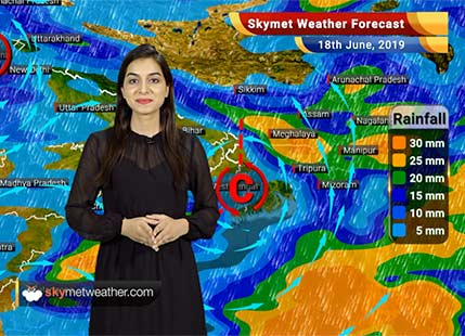 Weather Forecast for June 18: Cyclone Vayu slows into a Low Pressure Area, rains likely in Gujarat, Nagaland and Manipur