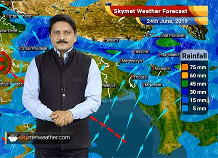 Weather Forecast for June 24: Monsoon to reach Mumbai soon, heavy rain likely in Pune, Ahmadabad and Indore