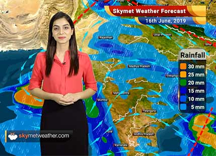 Weather Forecast for June 16: Cyclone Vayu to give rains over in Gujarat and Maharashtra
