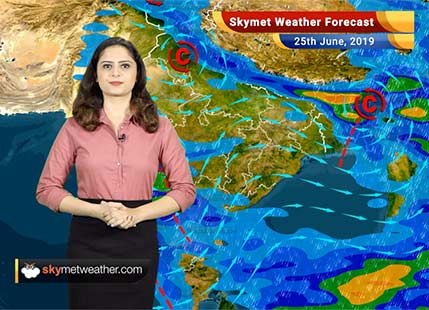 Weather Forecast for June 25: Monsoon to arrive in Mumbai, good rains in Maharashtra