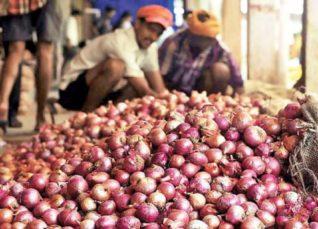 Onion price hikes