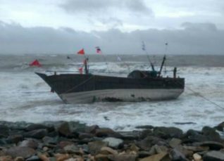 Cyclone Vayu: Rain-in-Gujarat
