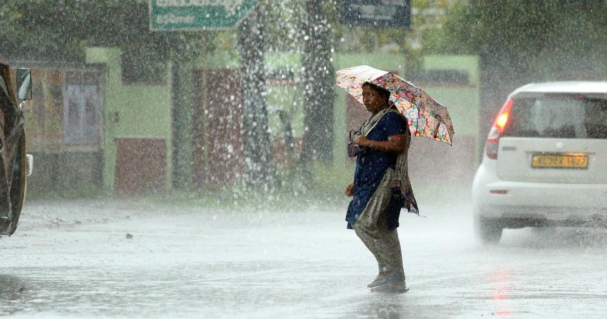Rain in Kerala,Karnataka and Banglore