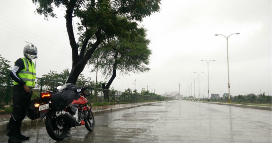 Rain in Maharashtra region