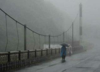 Monsoon Rain in Northeast