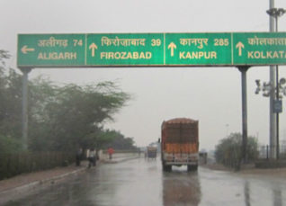 Monsoon in Uttar Pradesh