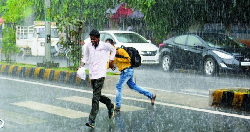 Rain in Odisha, Chhattisgarh