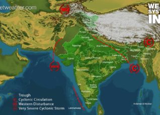 Weather Forecast for June 16 Across India