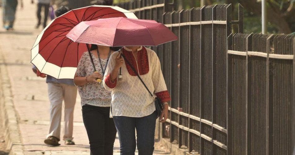 heat wave in Madhya Pradesh