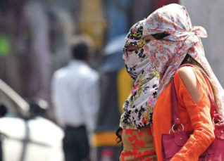 heat wave in prayagraj