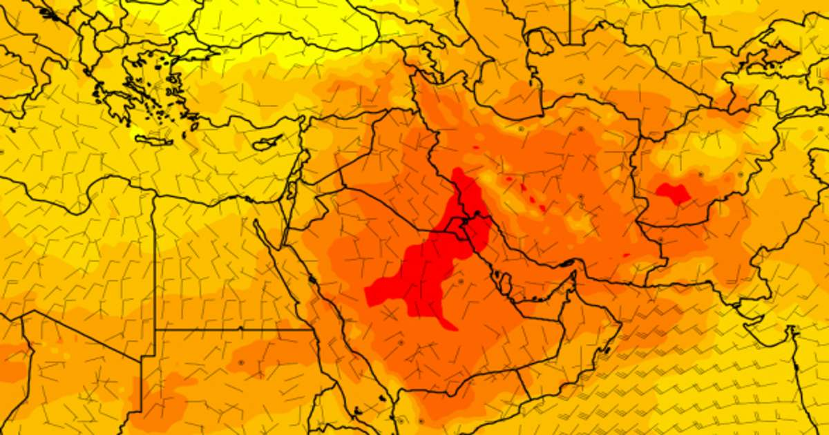 hottest places in world