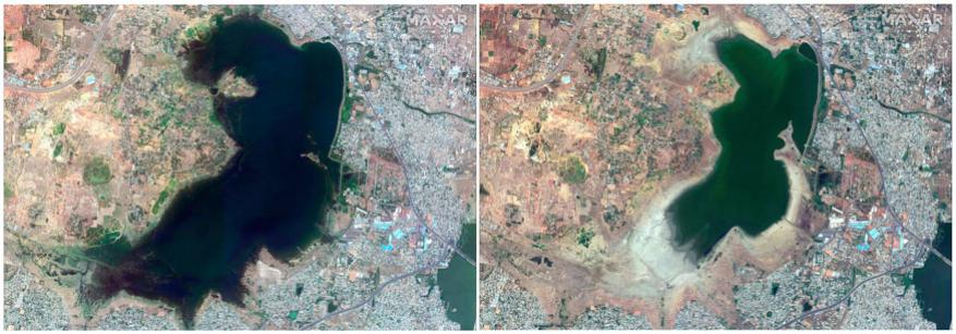 drought in Chennai