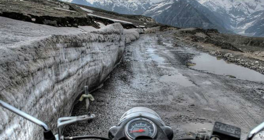 Leh- Manali Highway, Rohtang Pass (With images) | Natural ... |Rohtang Pass Weather